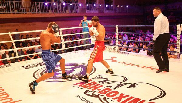 Международный турнир по боксу Кубок Государства Абхазия - Sputnik Абхазия
