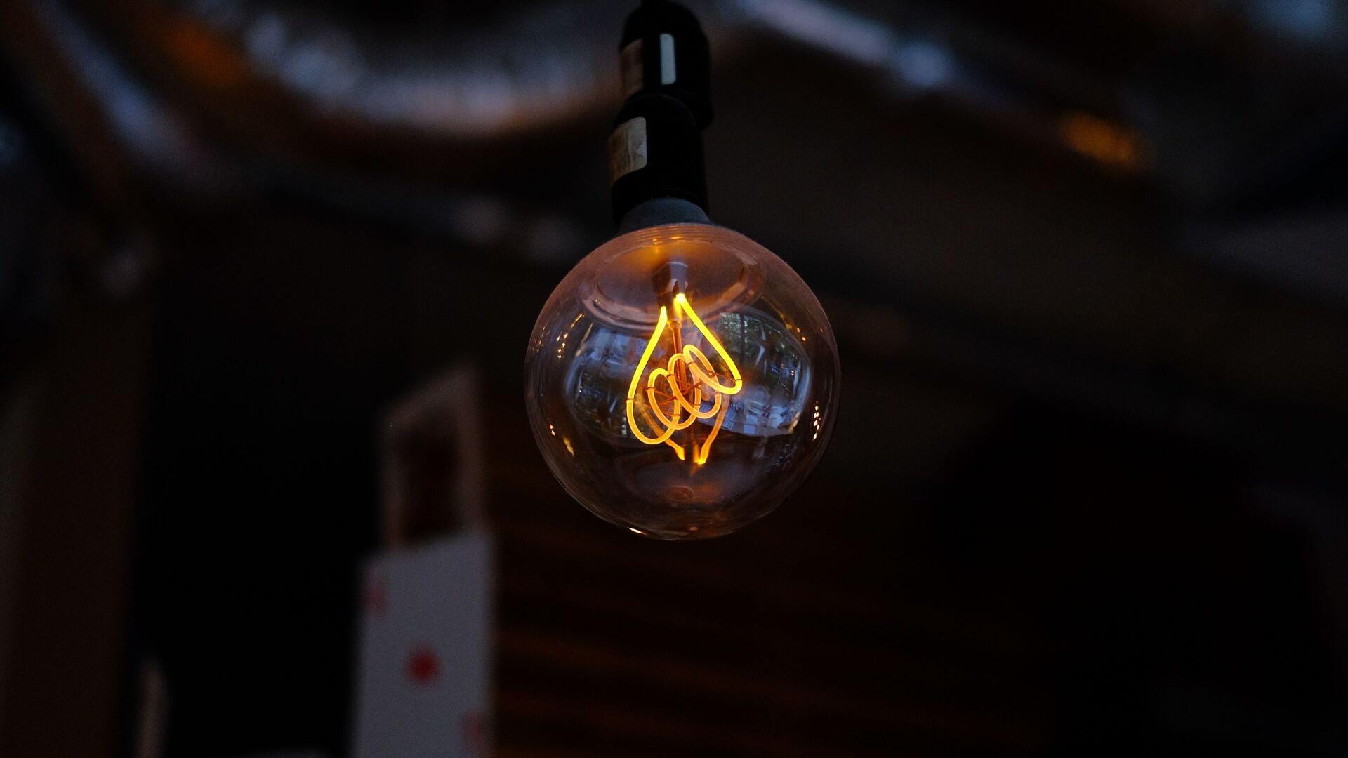 Лампочка  - Sputnik Абхазия, 1920, 25.06.2021
