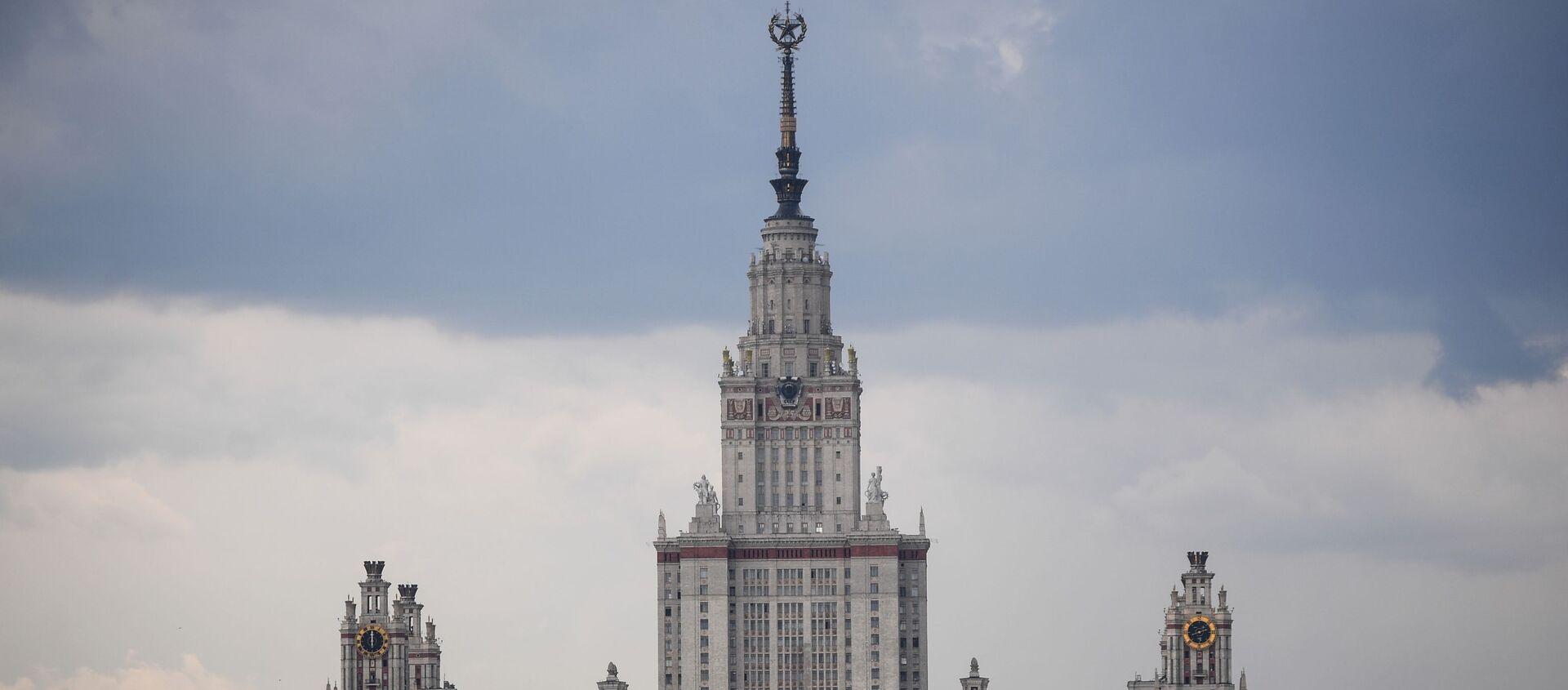Москватәи аҳәынҭқарратә университет - Sputnik Аҧсны, 1920, 17.07.2019