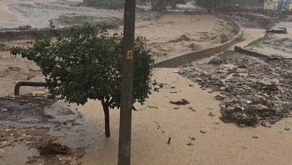 Наводнение в Турции  - Sputnik Абхазия