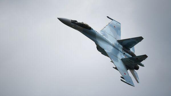 Самолет Су-35 - Sputnik Абхазия