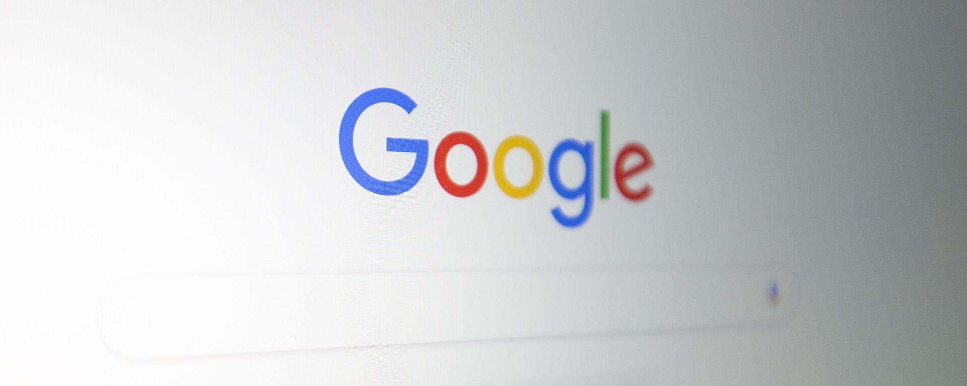 Поисковик Google - Sputnik Абхазия, 1920, 08.02.2021