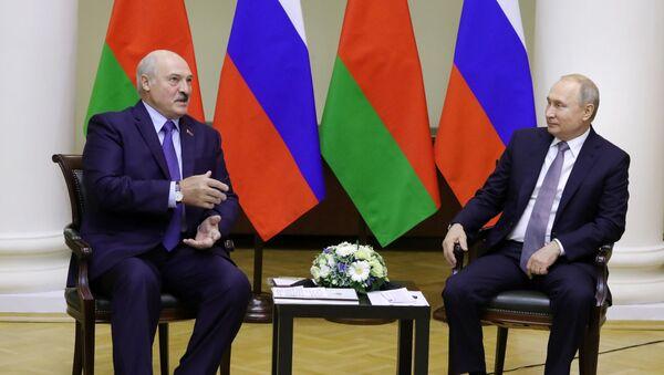 Рабочая поездка президента РФ В. Путина в СЗФО - Sputnik Абхазия