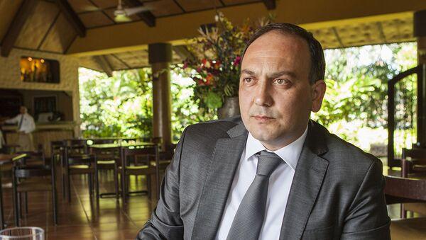 Глава МИД Даур Кове в Никарагуа - Sputnik Абхазия