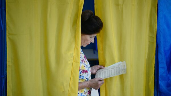 Досрочные выборы в Верховную раду Украины - Sputnik Абхазия