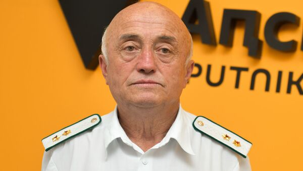 Анзор Вартагава - Sputnik Аҧсны