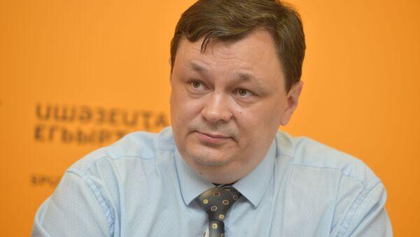 Вадим Чеха - Sputnik Абхазия