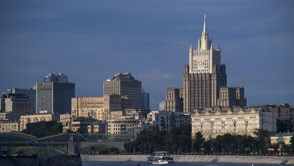 Здание МИД - Sputnik Абхазия