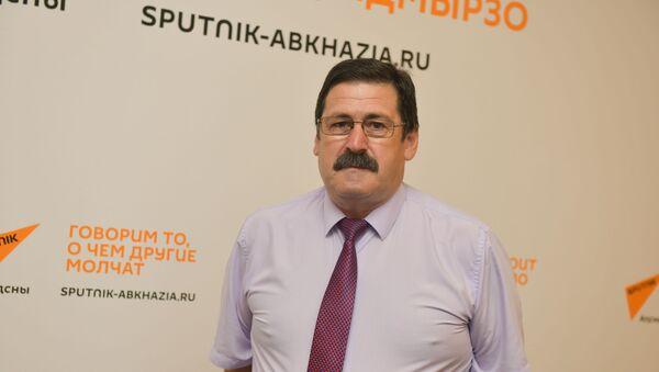 Зураб Джапуа - Sputnik Аҧсны