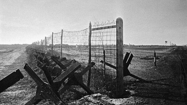 Фашисткий концлагерь Треблинка в Польше во время II Мировой войны. 1944 год. - Sputnik Абхазия