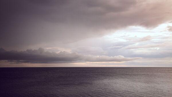 Тучи над морем  - Sputnik Абхазия