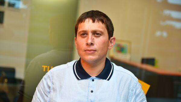 Джон Табагуа - Sputnik Абхазия