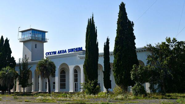 Сухумский аэропорт - Sputnik Абхазия