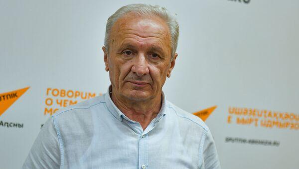 Заур Эшба - Sputnik Абхазия