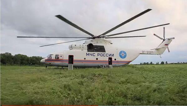 В Иркутской области из-за наводнения эвакуировано более тысячи человек - Sputnik Абхазия