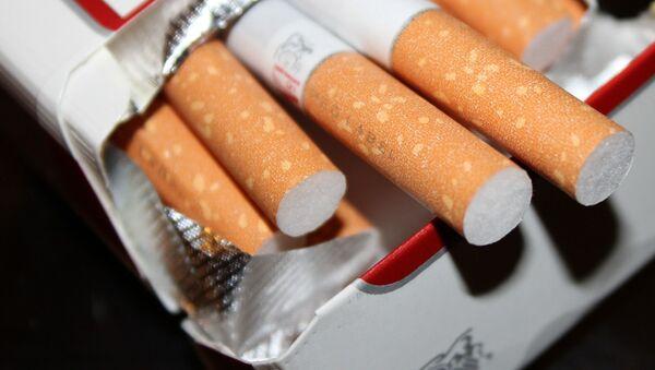 Пачка сигарет - Sputnik Абхазия