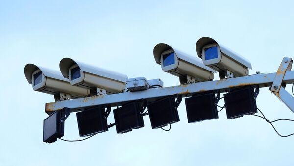 Камеры фиксации нарушений правил дорожного движения - Sputnik Аҧсны