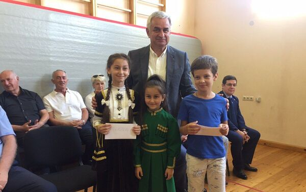 """Международный шахматный фестиваль Sukhum Open-2019""""  - Sputnik Абхазия"""