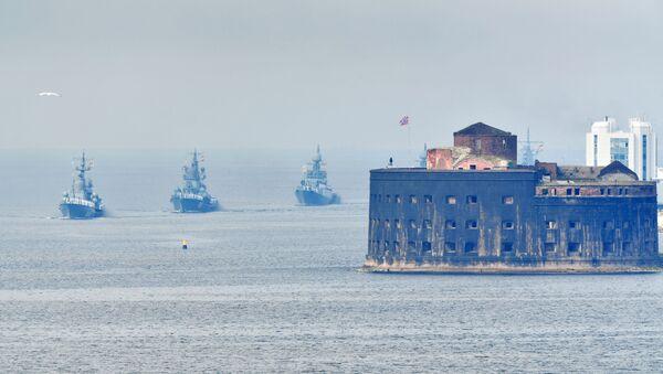 Главный военно-морской парад России - Sputnik Абхазия