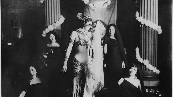 Мата Хари. 1905 год - Sputnik Абхазия