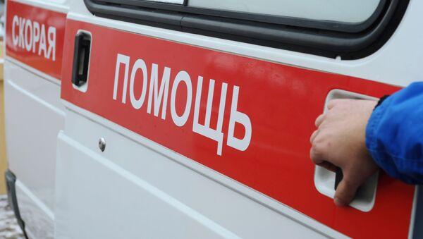 Станция скорой помощи в Тамбове - Sputnik Абхазия