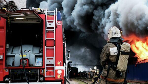 Пожар, архивное фото - Sputnik Абхазия