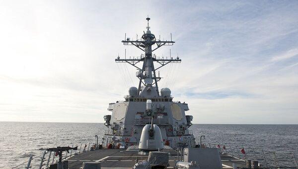 Эсминец ВМС США Портер. Архивное фото - Sputnik Абхазия
