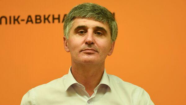 Артур Анкваб - Sputnik Аҧсны