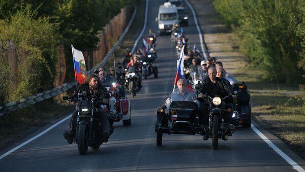 Рабочая поездка президента РФ В. Путина в Крым - Sputnik Абхазия