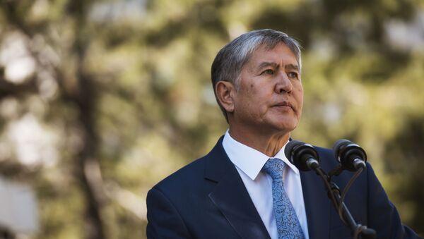 Парламентские выборы в Киргизии - Sputnik Абхазия
