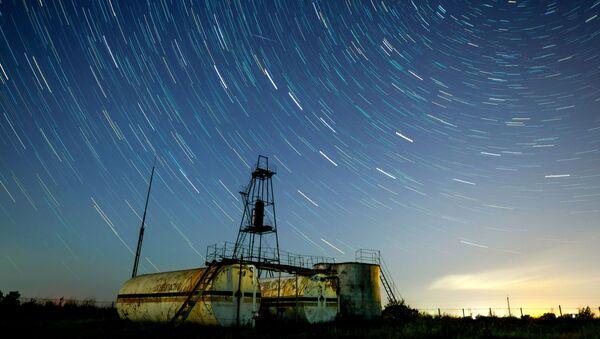 Метеорный поток Персеиды - Sputnik Абхазия