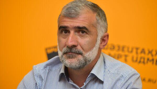 Ибрагим Чкадуа  - Sputnik Абхазия