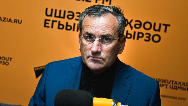 Адгур Какоба - Sputnik Абхазия