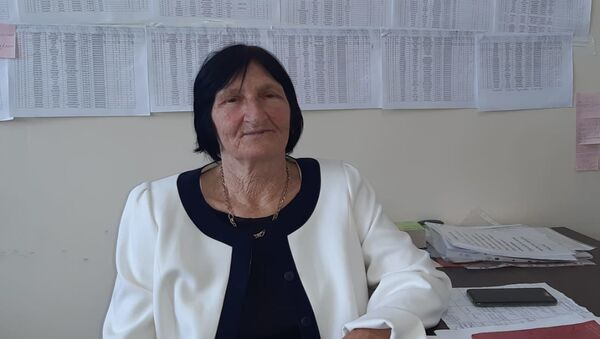 Валентина Кәыта-иԥҳа Ашәԥҳа - Sputnik Аҧсны