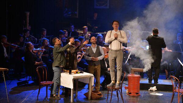 Премьера оперы Богема в РУСДРАМе - Sputnik Аҧсны