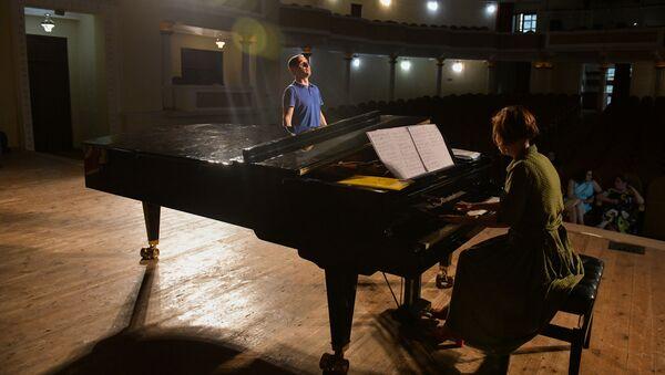 Репетиция концерта  - Sputnik Абхазия