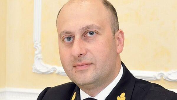 Захарий Джиоев - Sputnik Абхазия