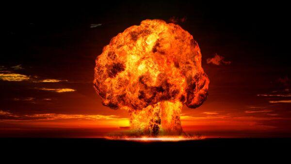 Ядерный взрыв. Архивное фото - Sputnik Абхазия