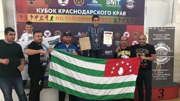 Кубок краснодарского края по тайскому боксу - Sputnik Абхазия