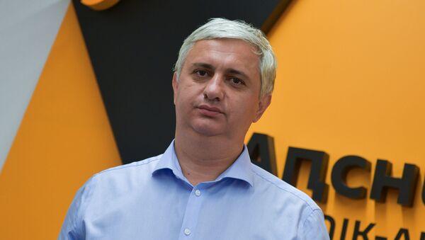Ахра Аџьба  - Sputnik Аҧсны