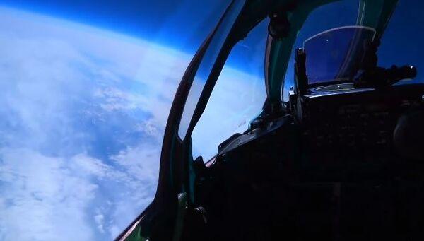 Воздушный бой в стратосфере - Sputnik Абхазия