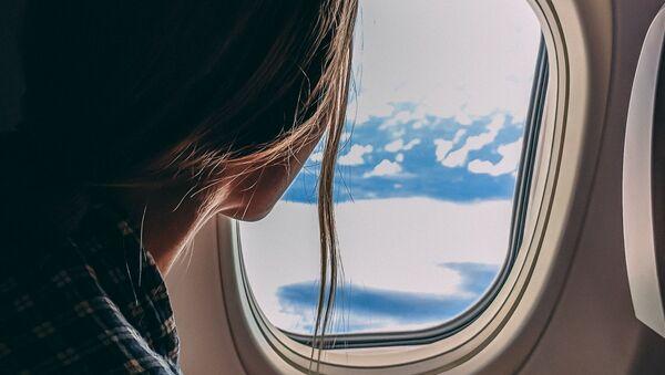 Пассажир самолета  - Sputnik Абхазия