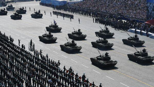 Генеральная репетиция парада Победы - Sputnik Абхазия
