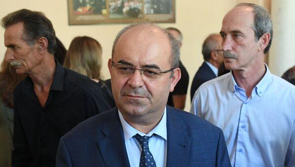 Кандидат в президенты Абхазии Олег Аршба - Sputnik Аҧсны