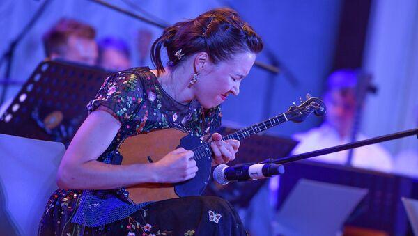 Концерт в Госфилармонии, посвященный Дню признания независимости Абхазии - Sputnik Абхазия