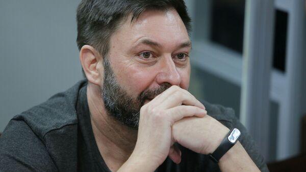 Заседание суда по делу журналиста К. Вышинского - Sputnik Абхазия