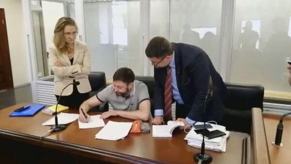 Кирилл Вышинский освобожден - Sputnik Абхазия