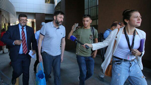 Суд отпустил Кирилла Вышинского - Sputnik Абхазия