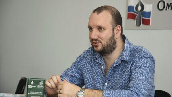 Роман Серебряный - Sputnik Абхазия