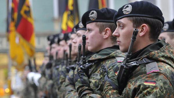 Солдаты армии Бундесвера. Архивное фото - Sputnik Абхазия